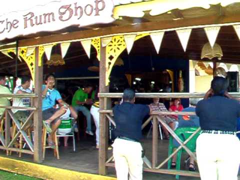 THE RUM SHOP ST LUCIA KARAOKE
