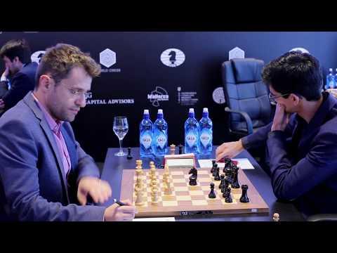 Fide World Chess Palma Grand Prix ROUND 4 REVIEW