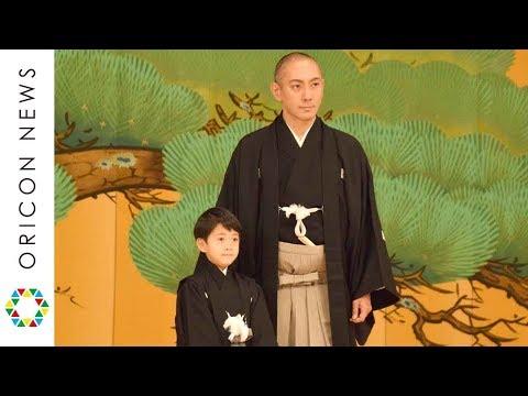 市川海老蔵、團十郎襲名を伝えたいのは「父と麻央」 出掛ける前に報告「そういう日が来たよ」 歌舞伎座記者会見 襲名披露