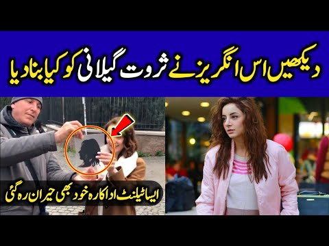Pakistani Actress Sarwat Gilani While She's On Vacation In Rome | Celeb Tribe