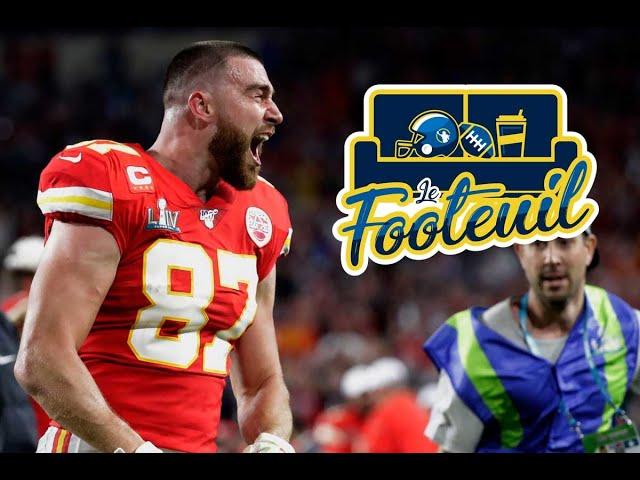 Le Footeuil Super Bowl ! 3h de direct