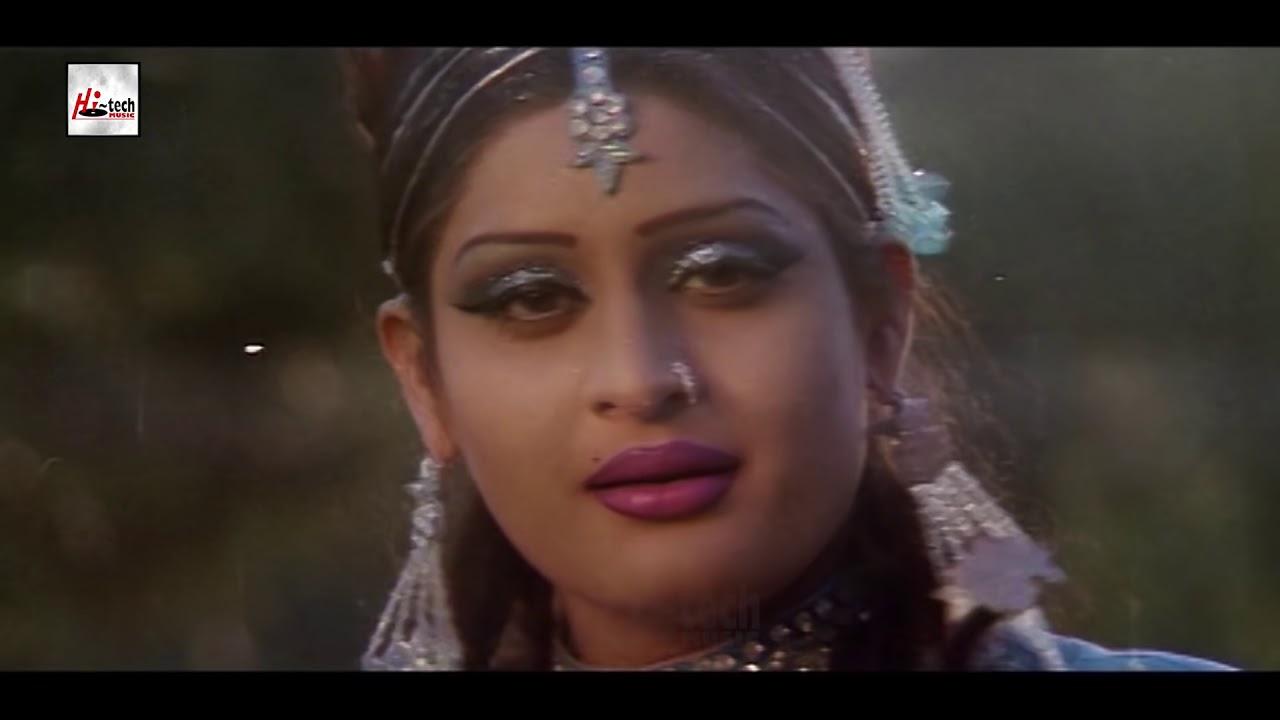 WOH SHEEN STADA - KHAYAL MUHAMMAD & WAGMA - BADRI JAMALA (PASHTO FILM) -  HI-TECH PASHTO