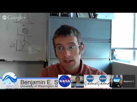 NASA Operation IceBridge Hangout from Punta Arenas, Chile