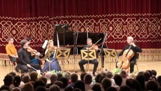 Brahms: Piano Quintet in F minor - II. Andante, un poco adagio