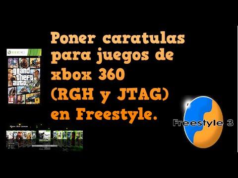 Como Poner Caratulas A Los Juegos De Xbox 360 Rgh O Jtag Con Frestyle