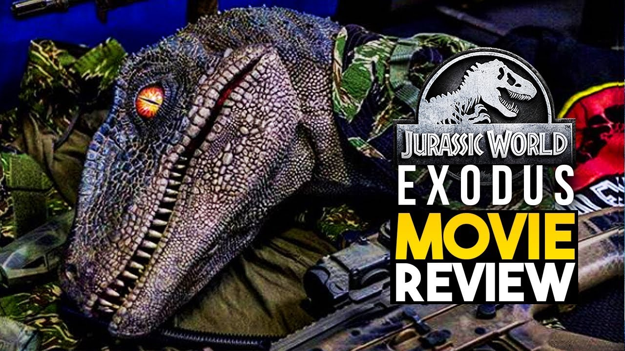 Jurassic World: Exodus (Fan Film) | MOVIE REVIEW