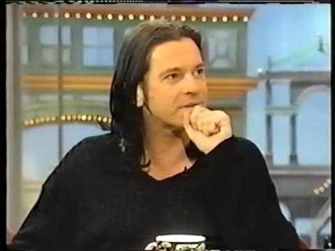INXS - Elegantly Wasted / Michael Interview - Rosie O'Donnell Show 1997