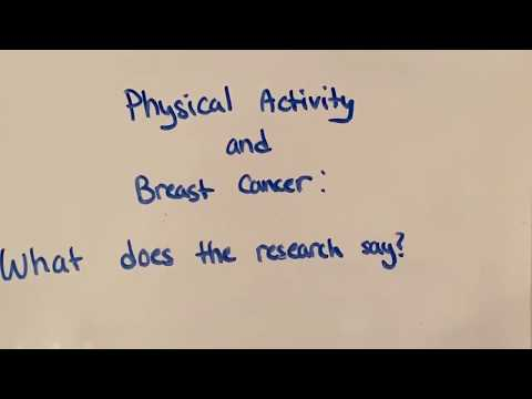 Physical Activity And Breast Cancer: What Does The Research Say?