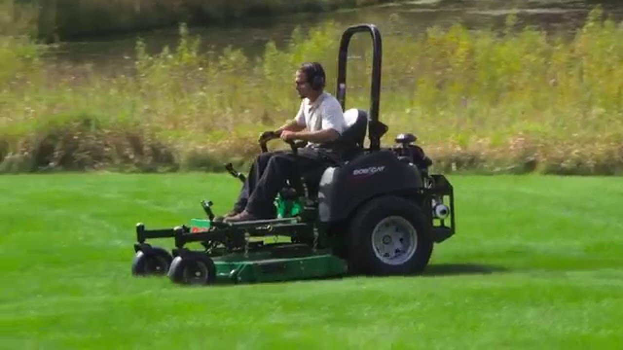 BOB-CAT Predator-Pro Commecial Zero-Turn Mower
