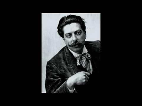 Enric Granados: Danza Gitana per a orquestra reduïda