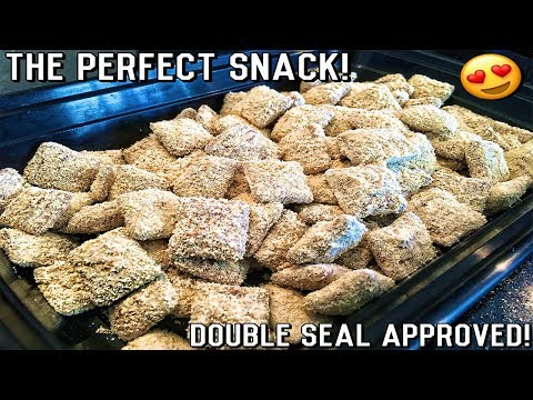 Healthy High Protein Puppy Chow Recipe   Easy Bodybuilding Snack