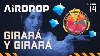 Girarás la Ruleta como nunca por estos aspectos 💎 - AIRDROP #14 | Garena Free Fire