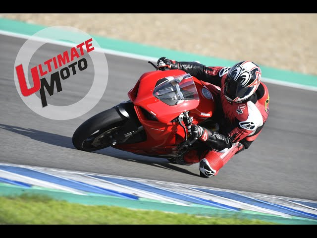 2020 Ducati Panigale V2 First Ride Review | Ultimate Motorcycling
