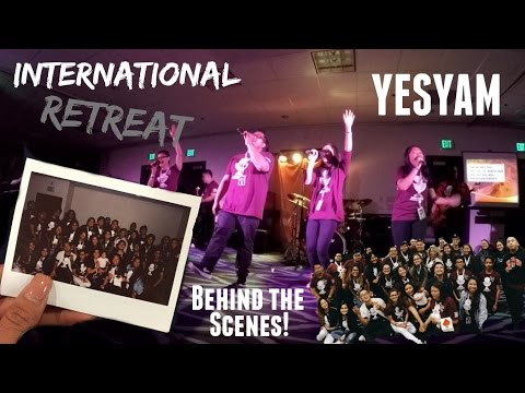 YESYAM-Youth Conference in LA! - Vlog #24 | GenSyDiaries ♡