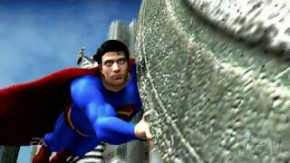 Superman Returns: The Videogame PlayStation 2 Trailer -