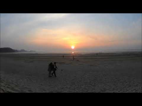 1분 힐링 (1 Minute Healing) - 서해안 해넘이 (westsea Sunset)