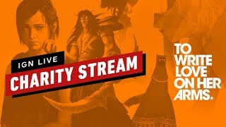National Suicide Prevention Week Charity Stream - IGN Live