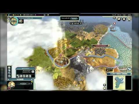 The Double Civilization and Scenario Pack: Spain and Inca. Видео обзор DLC  