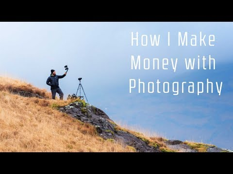 How I Make Money with Photography