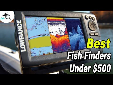 Best Fish Finders Under $500 In 2020 – Reviews From The Best