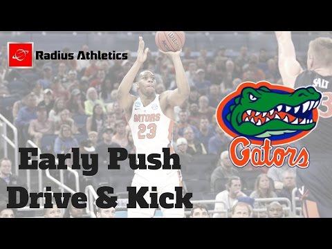 Florida Gators Early Push
