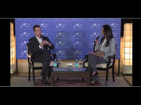 In Conversation David Plouffe & Shereen Bhan