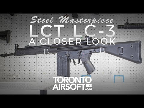 A STEEL MASTERPIECE: LCT LC-3, A CLOSER LOOK AND BACKSTORY OF THE G3 - TorontoAirsoft.com