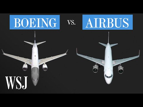 Boeing Vs. Airbus: Why Aviation's Biggest Rivalry Is In Flux | WSJ