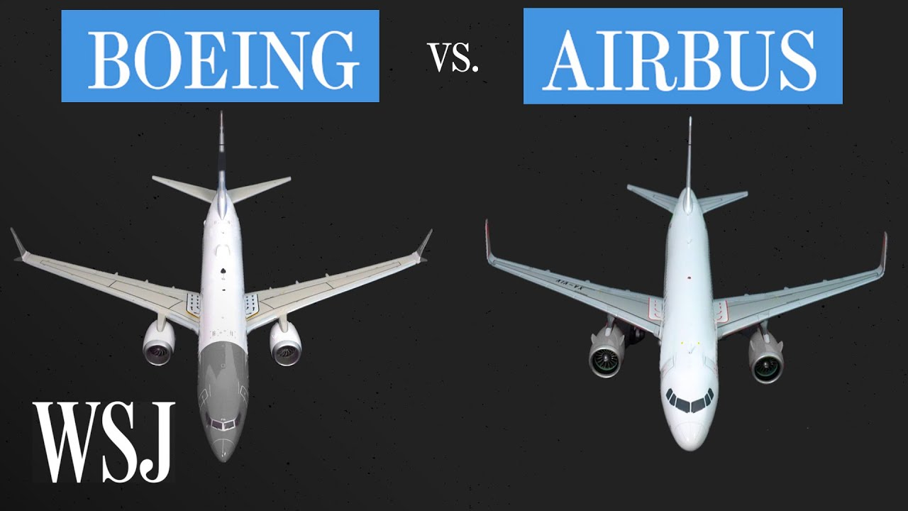 Boeing Vs Airbus Why Aviation S Biggest Rivalry Is In Flux Wsj Youtube