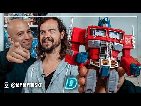€ 30.000,- TRANSFORMERS verzameling // DAY1 De kast van SPACEKEES