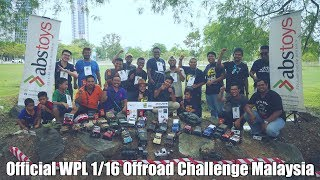 Official WPL 1/16 Challenge Malaysia Part 1/2
