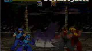 MUGEN:My Failed Attempt Against Evil Ryu and Evil Ken