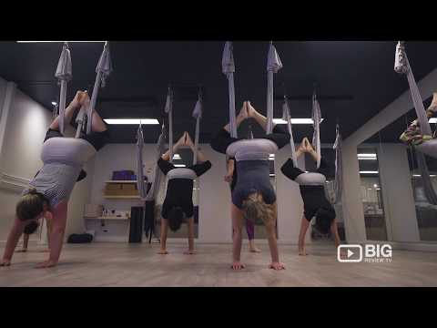 Beyond Fitness Australia, AntiGravity Aerial Fitness, Yoga And Pilates In Crows Nest Sydney!