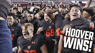 Hoover celebrates 7A state championship win over McGill-Toolen