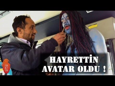Hayrettin Avatar Oldu !