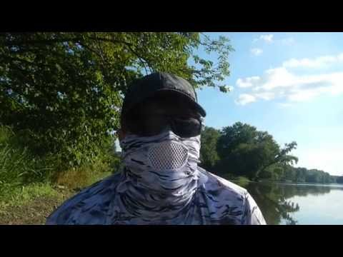 The TRINTY of FISHING SUN PROTECTION