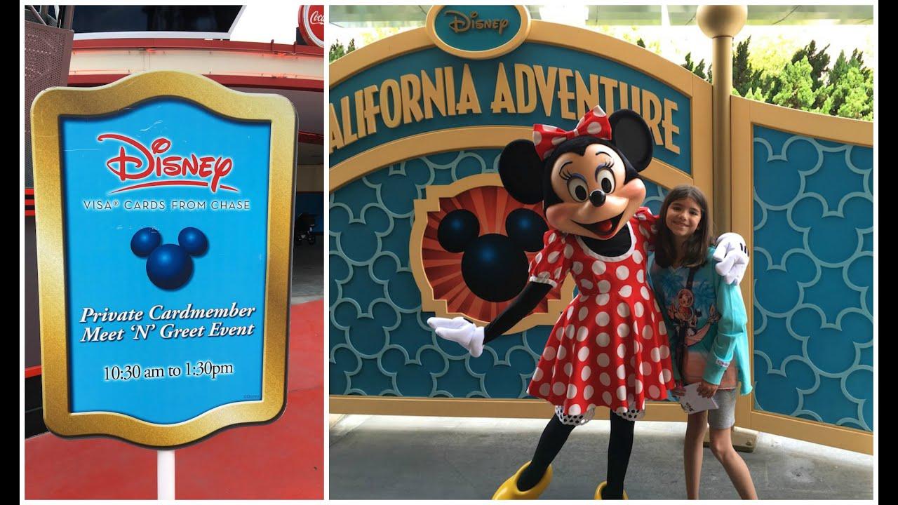 Minnie mouse at disney chase card meet n greet youtube minnie mouse at disney chase card meet n greet kristyandbryce Choice Image