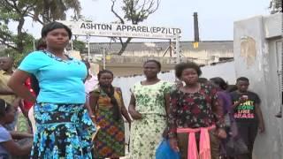 Industrialisation Cs on EPZ Mombasa Strike
