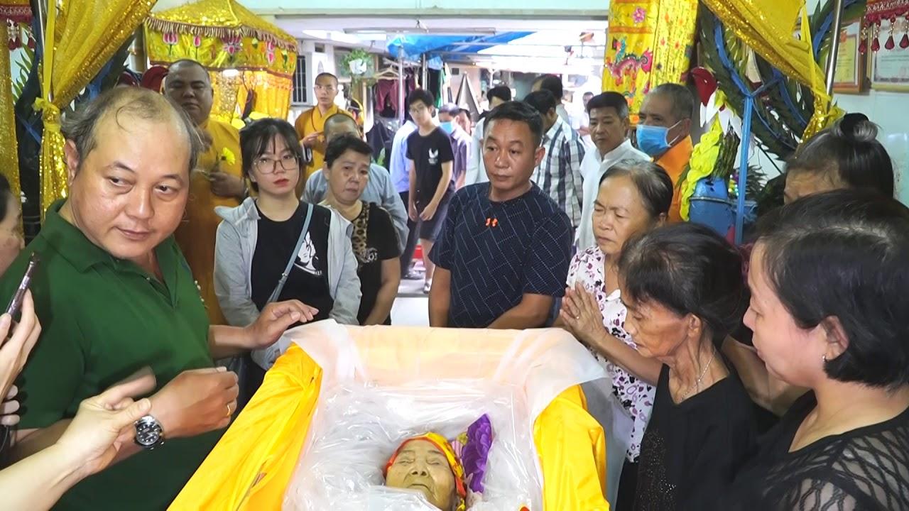 Tang Lễ Cụ Bà Nguyễn Thị Thuận 1 (T.T: 94 Tuổi) Cơ Sở Mai Táng Chùa Hải Tuệ