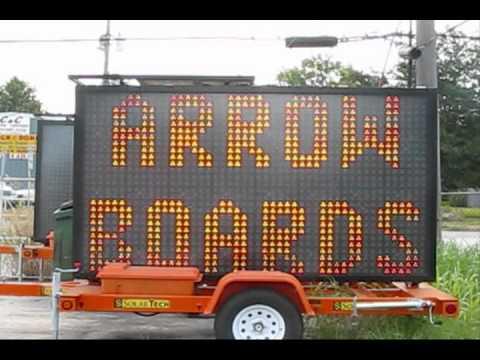 Electronic Message Boards Houston Arrow Boards Eagle