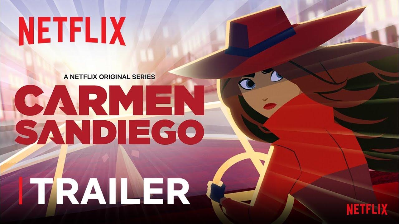 Carmen Sandiego season 4: Release date confirmed for Netflix series – HITC