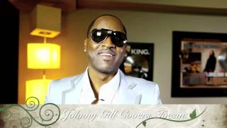 Johnny Gill Covers Tocsin Magazine