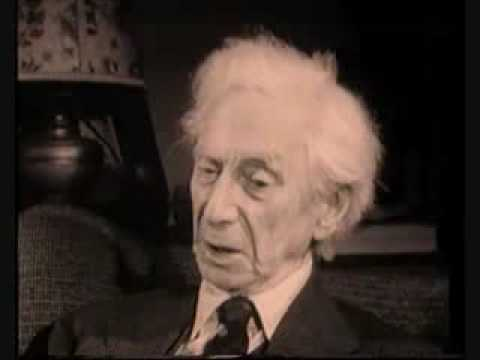 Bertrand Russell Interview:  50 Years Later (1/3)