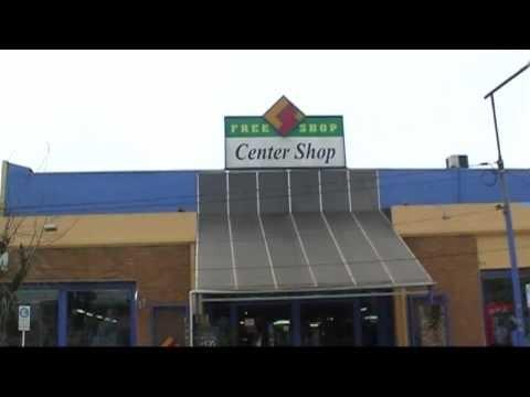 Center Free Shop, Chuy, Uruguay