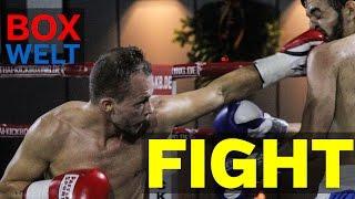 Dmitrij Weimer vs Patrik Filo - 4 rounds Middleweight - 28.12.2016 - Gildehaus Luechow