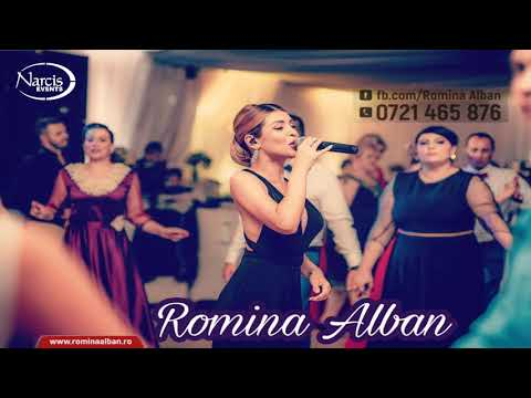 Romina Alban - În rochie albă de mireasă - Live 2017