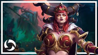 GIFT OF LIFE (Q) BUILD IN DOUBLE SUPPORT COMPOSITIONS – Alexstrasza gameplay – Heroes of the Storm