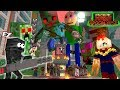 Monster School : GIANT ZOMBIE APOCALYPSE CHALLENGE - Minecraft Animation