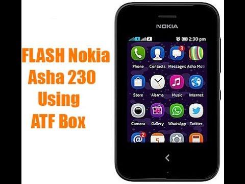 Install OS on Nokia Asha 230 (RM-986)