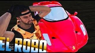 EL ROBO DEL FERRARI!! A LA FUGA! - Pop Life #07 - NexxuzWorld